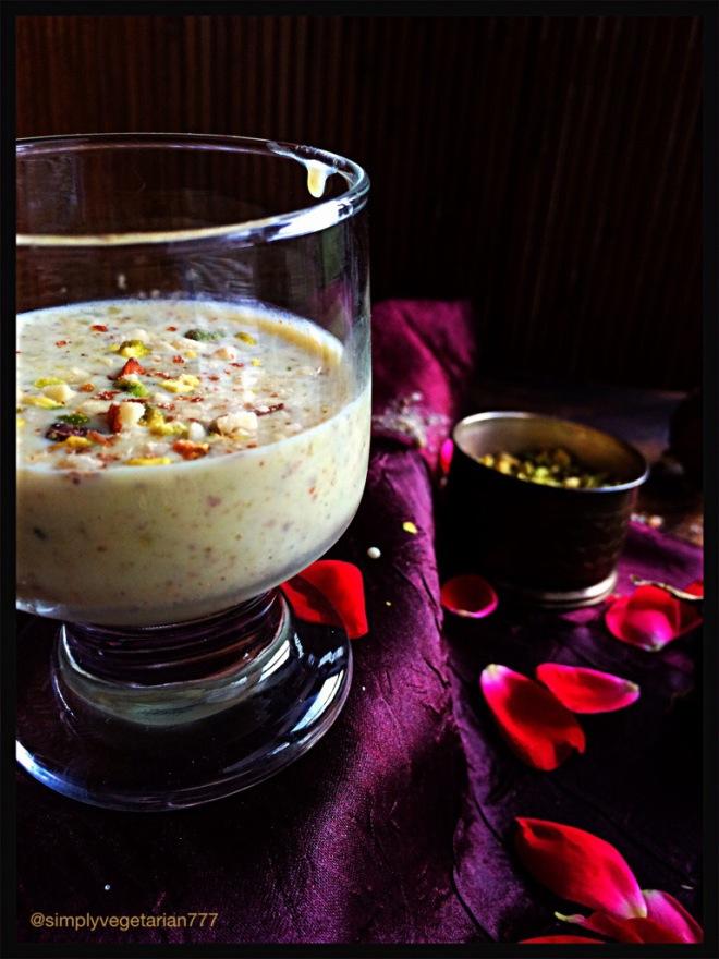 Ramadan Mubarak - A collection of 30 Recipes for IFTARI