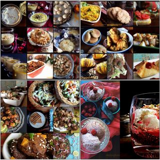 Ramadan Mubarak - A collection of 30 Recipes for IFTARI