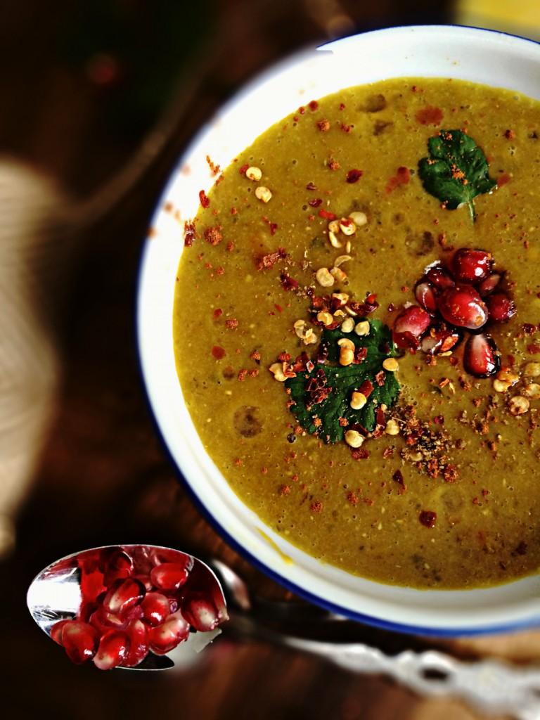 Red Lentil Soup, Moroccan Harira