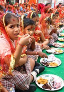 How to observe Kanjak Pooja for Ashtami/Navami