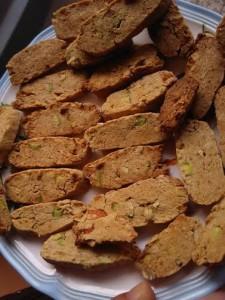 Pista Wheat Cookies by Ravneet