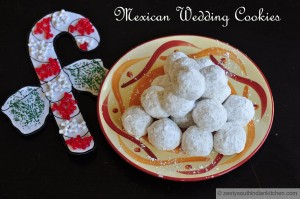 Mexican Wedding Cookies by Swathi