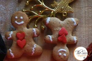 Gingerbread Man Cookies by Anshu