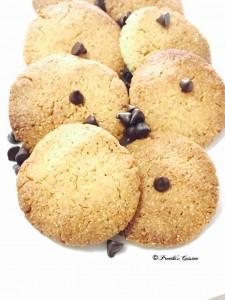 Multigrain Semolina Cookies by Preethi