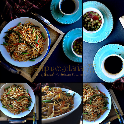 Hakka Noodles
