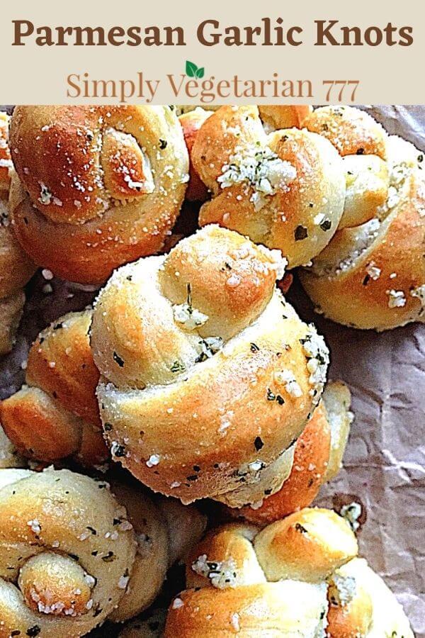 Home made Garlic Knots Image