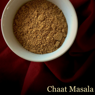Chaat Masala - 2 Recipes