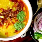 Dal Lehsuni - Mung Cooked with Garlic