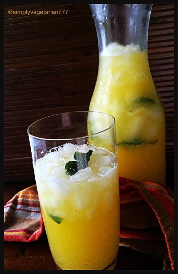 Oranchello, a hot summer's delight!