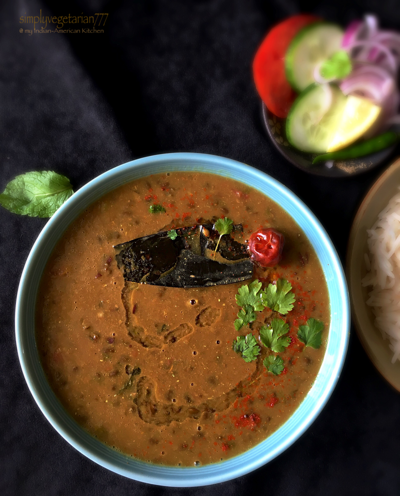 Dal Maharani Madras Lentils Instant Pot Recipe is a delicious & simple Recipe. It's a classic Lentil recipe made with no onion & no garlic. Dal goes well with Rice, Roti and Naan. #dal #instantpotdal #instantpotvegetarianrecipes