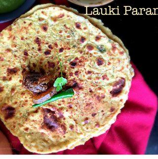Lauki Parantha
