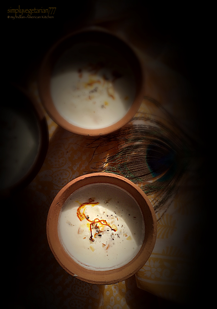 Mathura ki lassi - Thick yogurt Drink