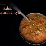 Salsa Restaurant Style