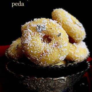 Kesar Nariyal Peda Good Recipe