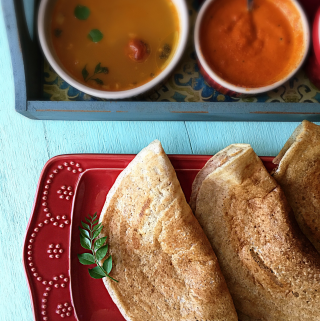 MTR Multigrain Dosa Instant Breakfast Mix