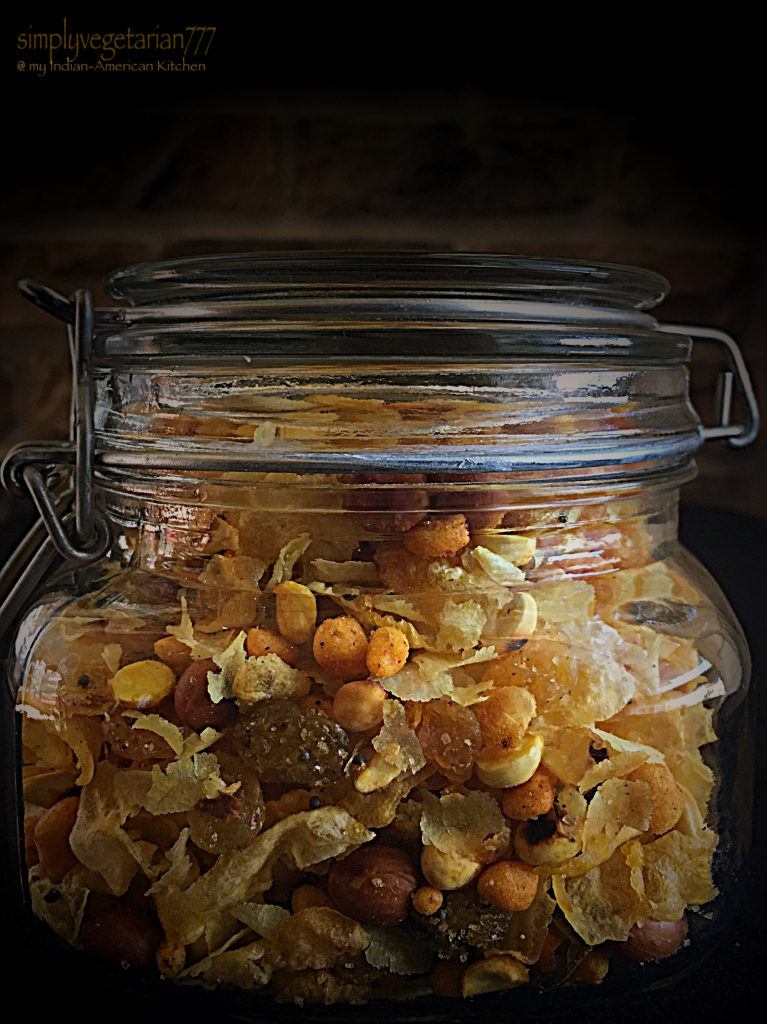 Corn Poha Dry Roasted Chivda Indian Trail Mix