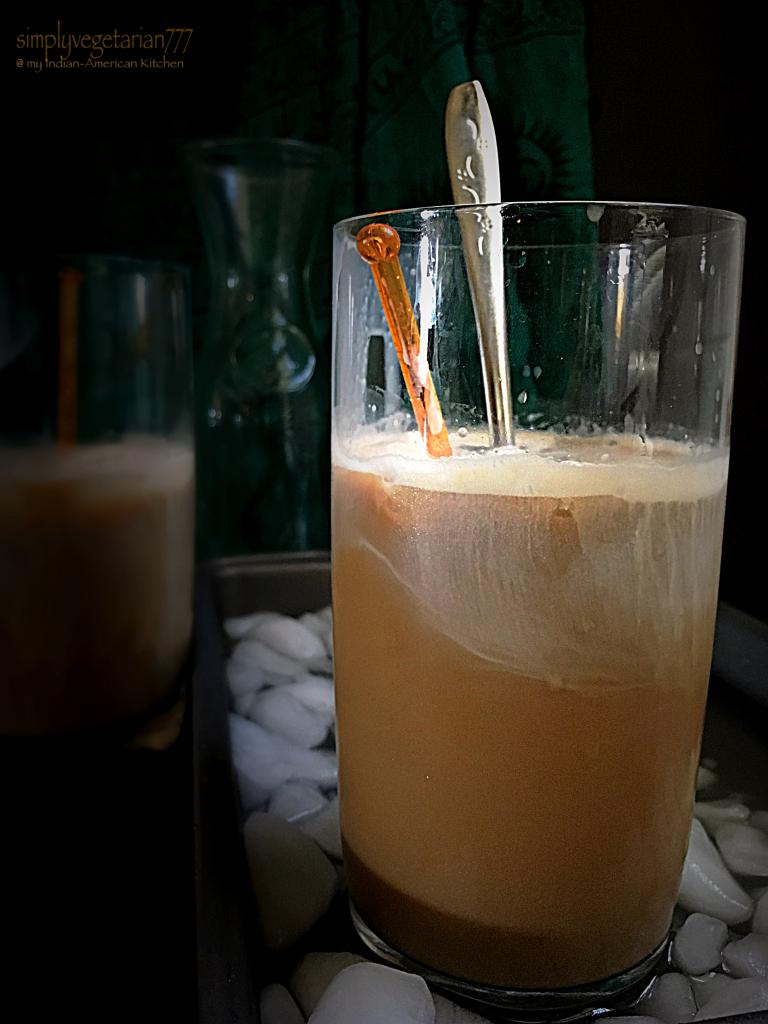 Iced Coffee Quick Recipe