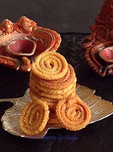 Baked Chakli by Shailja