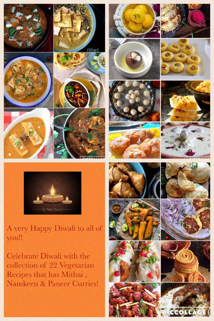 Diwali Recipes Collection 2016