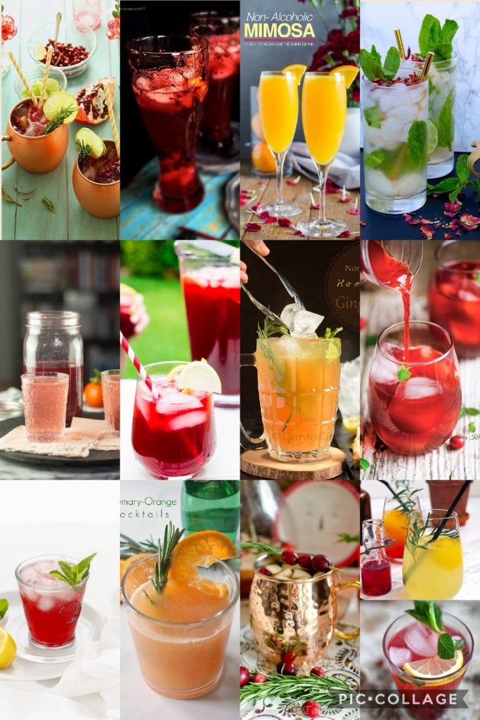 Mocktails Collective - 13 Non-Alcoholic Drinks