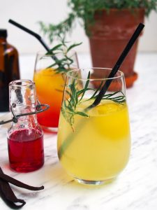 Orange Juice Brunch Mocktail
