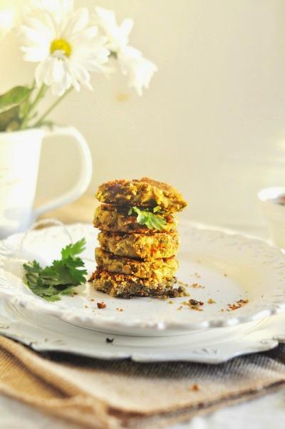 Spicy Lentil & Potato Croquettes