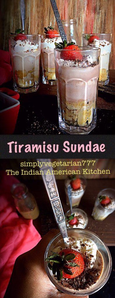 Tiramisu Sundae