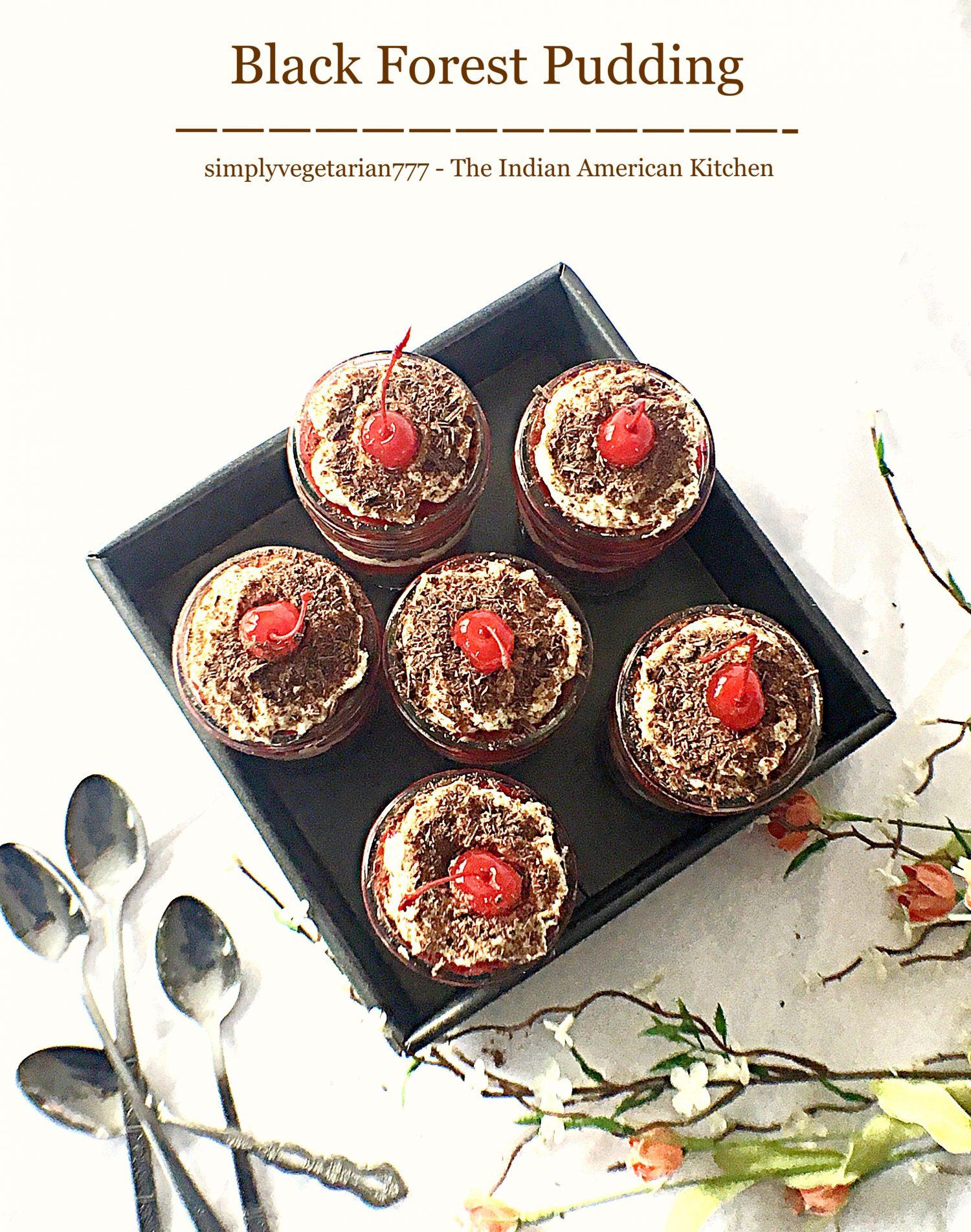 Easy Quick Black Forest Cake Recipe