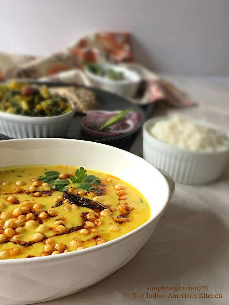 Instant Pot Punjabi Kadhi Recipe