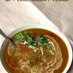 Dal Bukhara Instant Pot Recipe is so creamy and delicious that you will make it again and again. It is a popular Dal from the BUKHARA (restaurant) kitchen of ITC Maurya, Delhi. This daal is best enjoyed with some Naan and Jeera Rice. #dalbukhara #daalrecipe #blacklentils #blackgram #dahlrecipe #indianlentilcurry #glutenfree #veganlentilcurry #vegetariancurry #indianlentils #dalmakhani #dalmaharani #instantpotrecipes #instantpotveganrecipe #instantpotvegetarianrecipe #instantpotindianrecipe #instantpotcurry