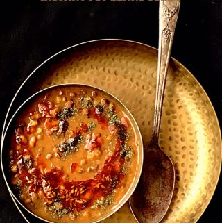 You are going to love this Punjabi Dhaaba Daal Instant Pot Recipe. It is finger licking delish and every bite is worth devouring. Creamy and Decadent and what not. It tastes best with Tandoori Roti in my opinion. But goes very well with Rice and Naan too. Stove top instructions + small video included too. #instantpotrecipes #instantpotlentils #instantpotindianrecipes #instantpotdaal #instantpotbeans #dhaabadaal