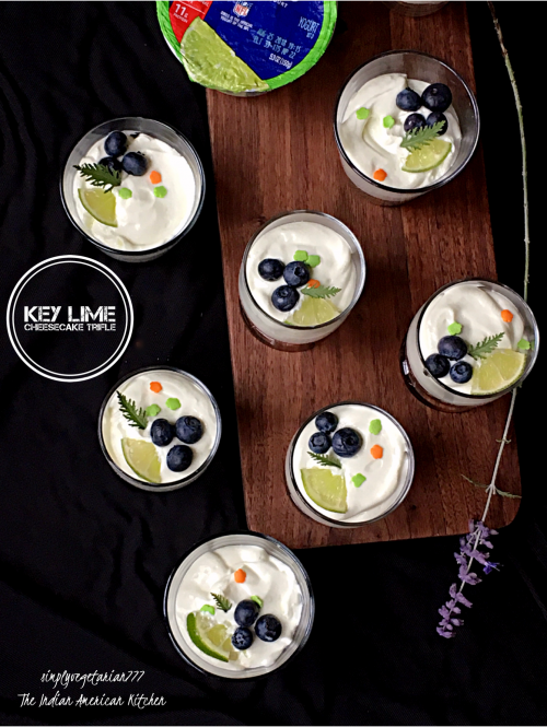 This Key Lime Cheesecake Trifle Recipe is super awesome, especially since it is a No Bake and a No cook Recipe. It is really an easy and simple dessert to put together. More so it is rich in protein and made with your favorite Greek Yogurt available at your convenient neighborhood store Walmart.#NotJustAHint #OikosAtWalmart #WholeLottaFlavor #OikosTraditionalAtWM #Trifle #Cheesecake #KeyLimeCheesecake