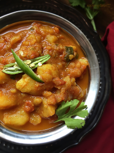 This No Onion No Garlic Vegetarian Recipes Collection has 20 plus Curries & Stir-fries. These are perfect to be bookmarked when you crave for simple food. #indianvegetarianrecipes #noonionnogarliccurry #vegetarianmeals