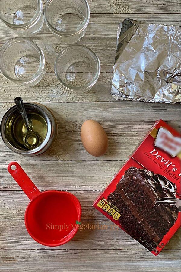 Instant Pot Mason Jar Cake From Boxed Mix Simplyvegetarian777