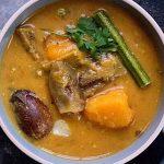 SIndhi kadhi recipe in instant pot