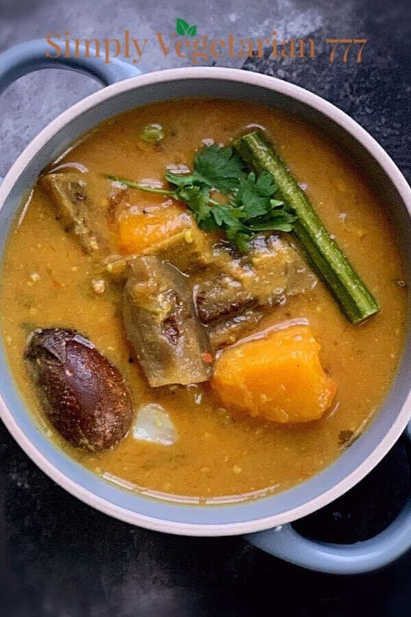 SIndhi kadhi recipe in instant pot