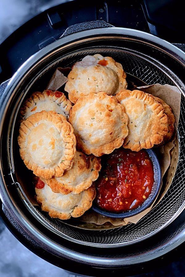 Hand Pies in Air fryer