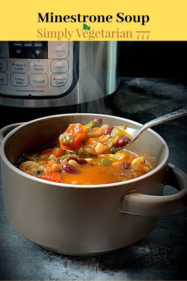olive garden style minestrone soup