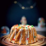 how to make holiday cake in instant pot?