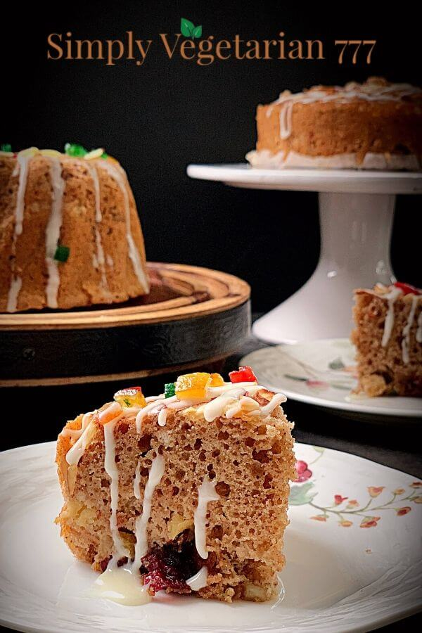 Holiday Coffee cake Recipe