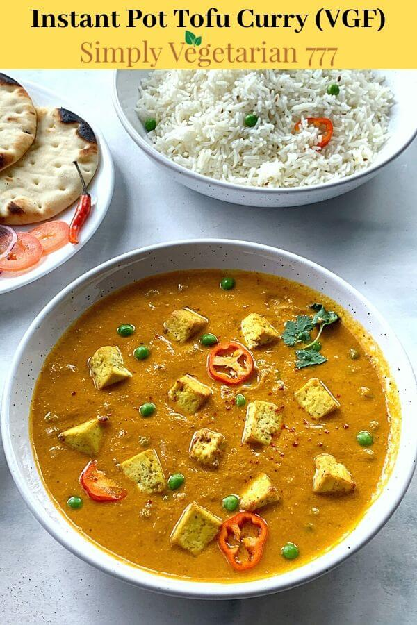 Tofu Curry Recipe