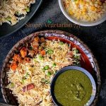 instant pot matar pulao recipe