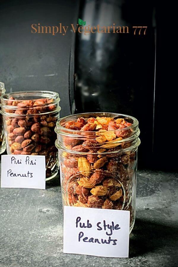 pub style roasted peanuts