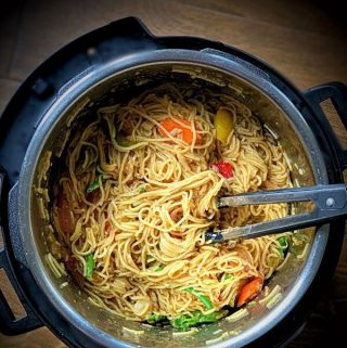 Teriyaki Noodles Instant Pot Recipe