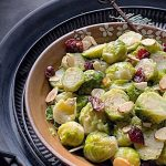 Thanksgiving sides brussels sprout