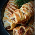 Air Fryer Apple Strudel