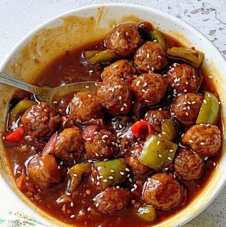 vegan general tso's recipe