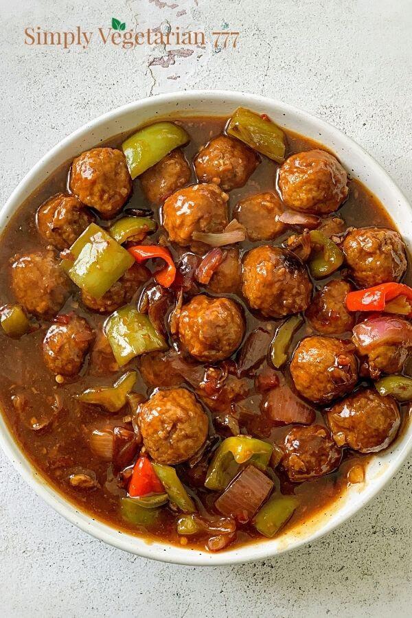 Vegan General Tso's Recipe