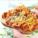 air fryer bread pizza recipe