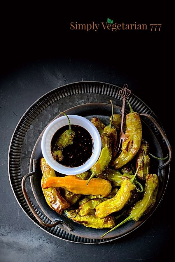 how to cook shishito peppers?